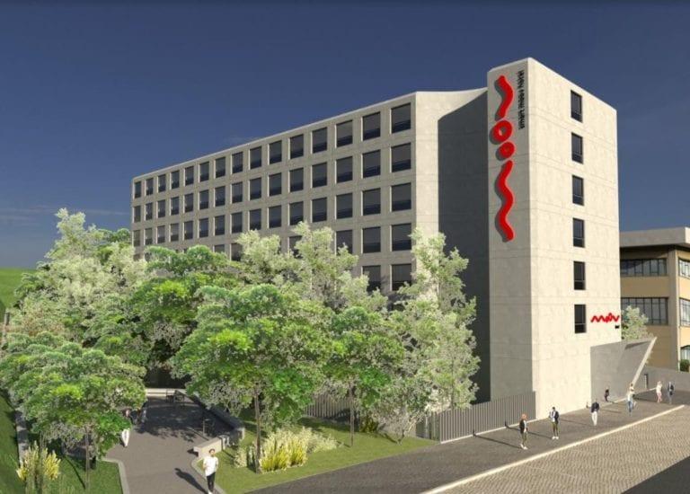 Primeiro hotel Moov em Lisboa vai nascer pelas mãos da Endutex