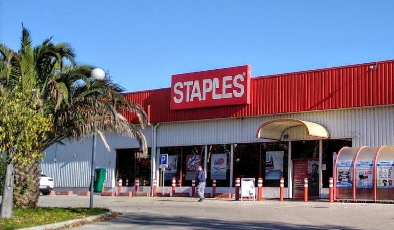 Firmo adquire as lojas da Staples em Portugal