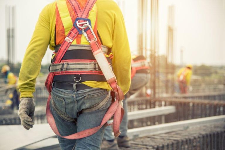 Produção na Construção diminui 1,6% no mês de Março