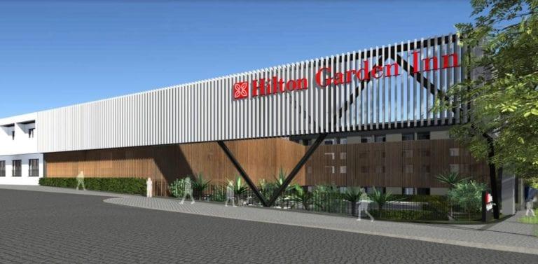 Grupo Mercan investe 21 milhões no novo Hilton Garden Inn Évora