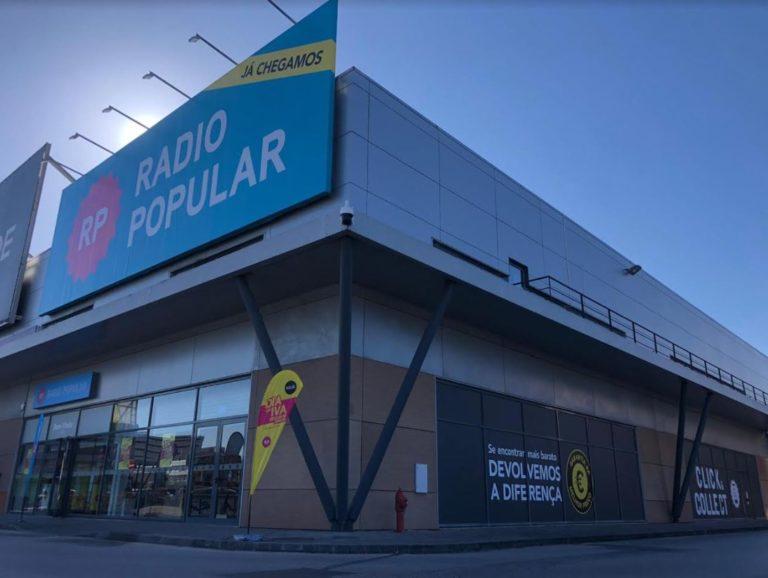 Rádio Popular inaugura loja no Alverca Park