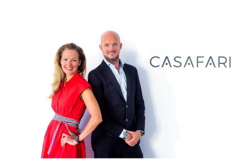 Casafari garante 135 milhões de dólares para investir em imobiliário