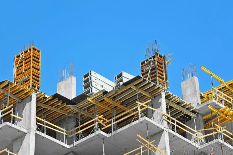 Construção e habitação revelam resiliência em 2020