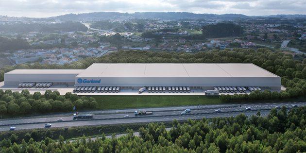 Garland investe 30 Milhões de Euros em novo centro logístico