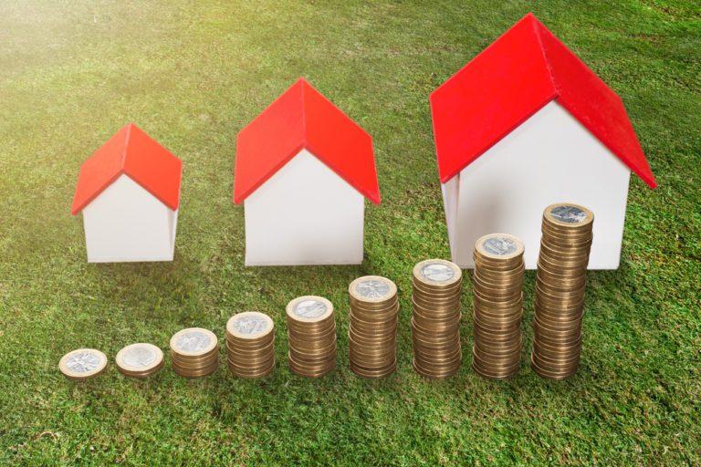 Avaliação bancária para habitação subiu para 1236 euros/m2 em setembro