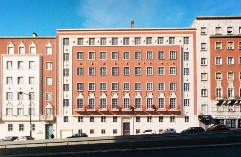 """Aurora faz renascer edifício do estilo """"Português Suave"""" junto ao Marquês de Pombal"""