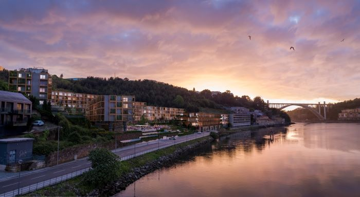 Com vista para o rio Douro, nasce o Gaia Hills