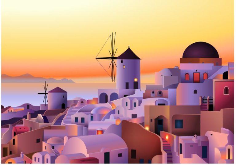 O mercado imobiliário na Grécia em setembro